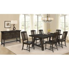 Brookview Trestle Table