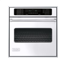 "White 27"" Single Electric Touch Control Premiere Oven - VESO (27"" Wide Single Electric Touch Control Premiere Oven)"