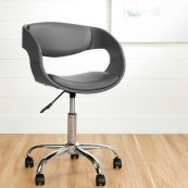 Adjustable Office Chair - Gray