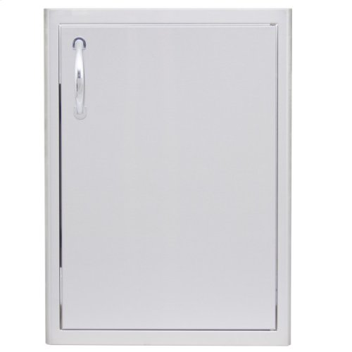 Blaze 18-Inch Single Access Door - Vertical