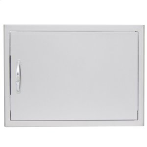 BLAZE GRILLSBlaze 28 Inch Single Access Door - Right Hinged (Horizontal)