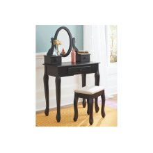 Vanity/Mirror/Stool (3/CN)