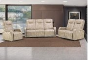 Easy Living Swiss 3 Piece Reclining Living Room Set with USB - Sunset Trading Product Image