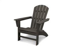 Vintage Coffee Nautical Adirondack Chair in Vintage Finish