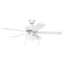 "Renew Select Patio Collection 52"" Renew Select Patio Fan MWH"