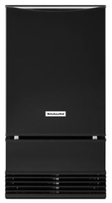 18'' Automatic Ice Maker - Black
