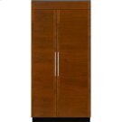 """Integrated Built-In Side-By-Side Refrigerator, 42"""" Product Image"""