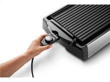 2-in-1 Indoor Grill & Griddle with Reversible Plate BGR50