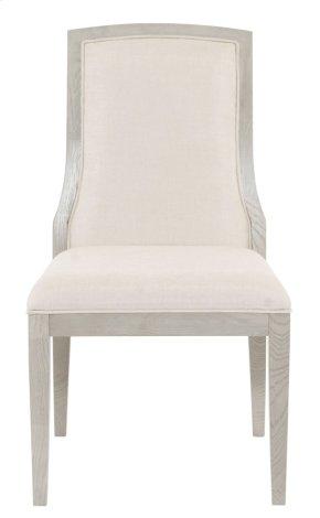 Criteria Side Chair in Criteria Heather Gray (363)