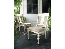 Paula's Side Chair - Linen
