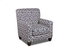 1010 - Ribble Vintage Indigo Accent Chair