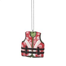Life Jacket Ornament