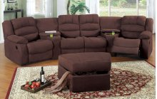 Theater 5-Pcs Sectional