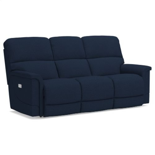 Oscar PowerRecline La-Z-Time® Full Reclining Sofa w/ Power Headrest