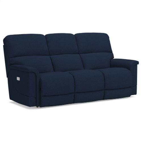 Oscar PowerRecline La-Z-Time® Full Reclining Sofa w/ Power Headrest