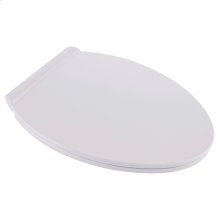 Contemporary VorMax Elongated Toilet Seat with Trivantage  American Standard - White