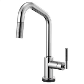 Smarttouch® Pull-down Faucet With Angled Spout and Knurled Handle
