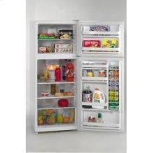 Model FF1008W - 10.0 Cu. Ft. Frost Free Apartment Size Refrigerator/Freezer - White