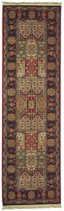 Bakhtiyari Multi Runner 2ft 6in X 8ft 6in