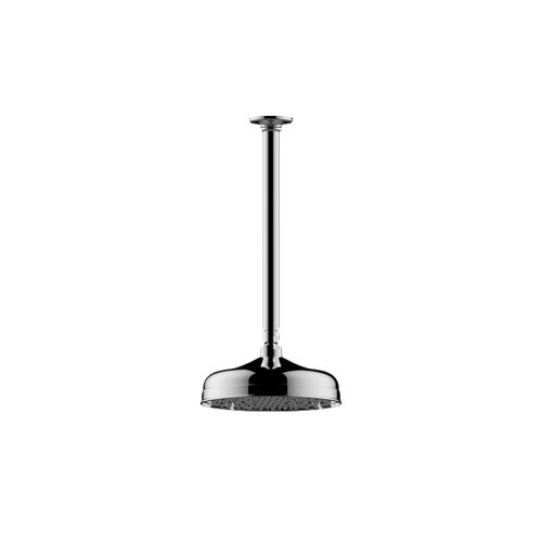 Traditional Showerhead with Ceiling Arm
