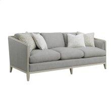 Sofa W/4 Accent Pillows- Gray #tucker-7