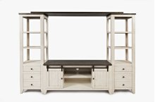 """Madison County 60"""" Console - Vintage White"""