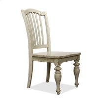 Mix-N-Match Side Chair Dover White finish