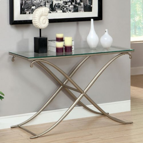 Cm4220s In By Furniture Of America In Southaven Ms Serra Sofa Table