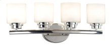 Bow - 4 Light Vanity