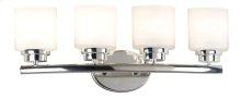 Bow - 4 Light Vanity