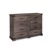 "Montauk 8-Drawer Dresser, Montauk 8-Drawer Dresser, 62"","