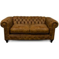 Leather Lucy Loveseat 2R06AL Product Image