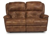 Cruise Control Leather Power Reclining Loveseat Product Image