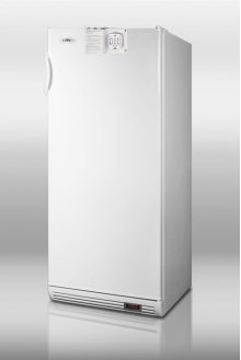 """Full-sized Laboratory All-refrigerator With Digital Thermostat, and Keypad Lock In Thin 24"""" Width"""