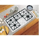 "Out of Box Display Model GE Profile Series 36"" Built-In Gas Cooktop Product Image"