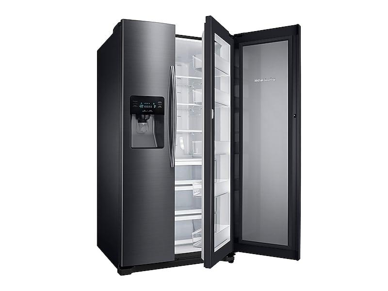 RH25H5611SG Samsung Appliances 24 7 cu  ft  Side-by-Side