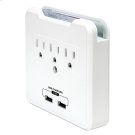 purePower CHARGE  Outlet & USB Surge Protector purePower CHARGE Product Image