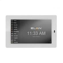 """4"""" Touch Panel - White"""