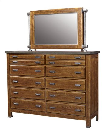 Master Chesser Mirror Product Image