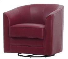 Emerald Home Milo Swivel Chair Red U5029c-04-02