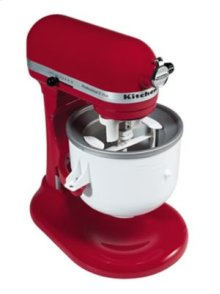 Professional 5 Plus Series 5 Quart Bowl-Lift Stand Mixer - Empire Red