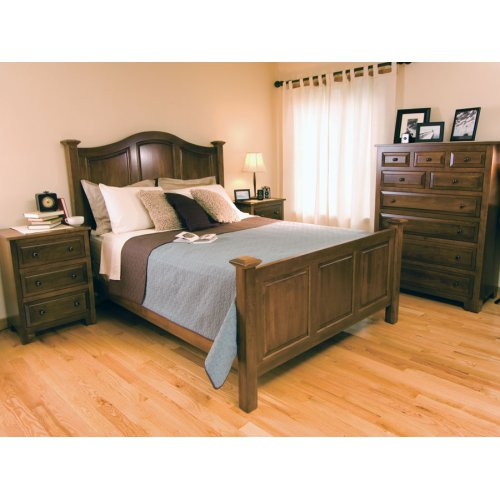 Homestead Nightstand with Drawers