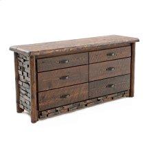 Westcliffe 6 Drawer Dresser