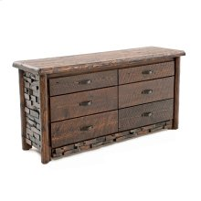 Westcliffe 6 Drawer Dresser