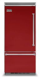"36"" Bottom-Freezer Refrigerator, Left Hinge/Right Handle Product Image"