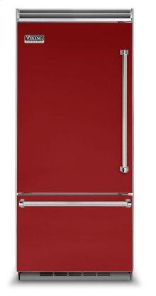"36"" Bottom-Freezer Refrigerator, Left Hinge/Right Handle"