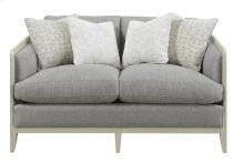 Emerald Home Marcella Loveseat Dove Gray U3325-01-03