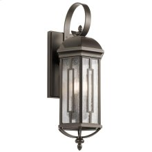 Galemore Collection Galemore Outdoor 3 Light Wall Lantern in OZ