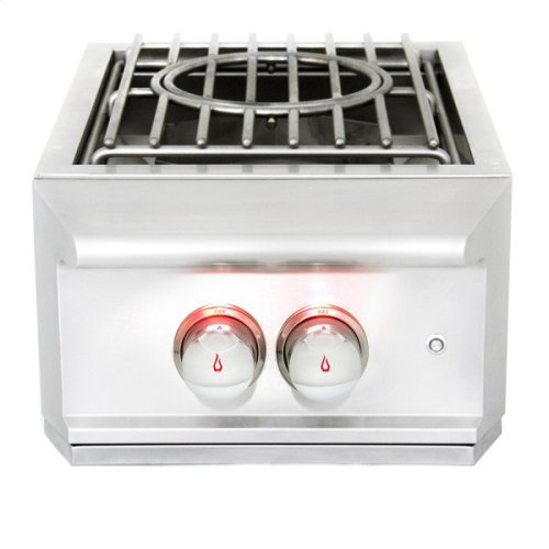 Blaze Professional Built-in Power Burner, With Fuel Type - Natural Gas