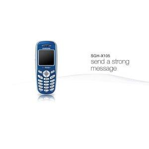 Send a strong message